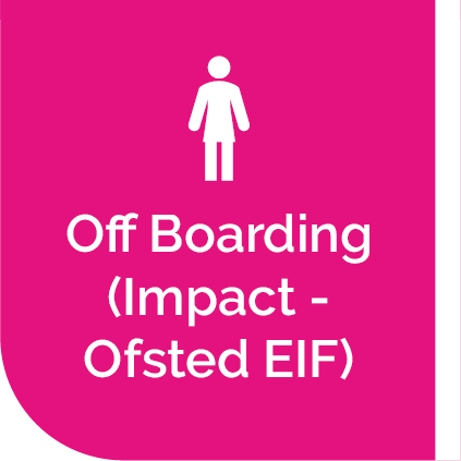 On Boarding (intent - Ofsted EIF)