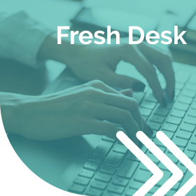 Fresh Desk - Client Zone