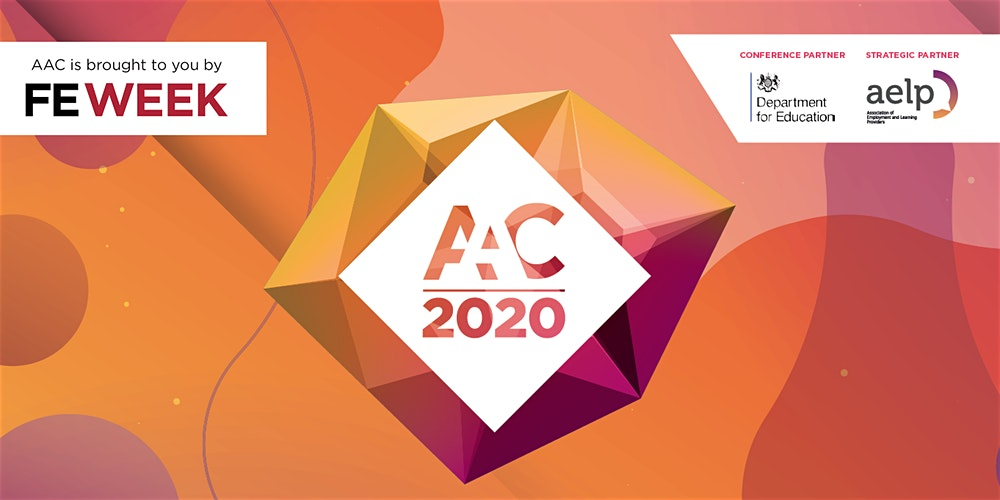 We're at the AAC Conference 2020
